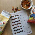 Kindergarten Math–Practicing Patterns.