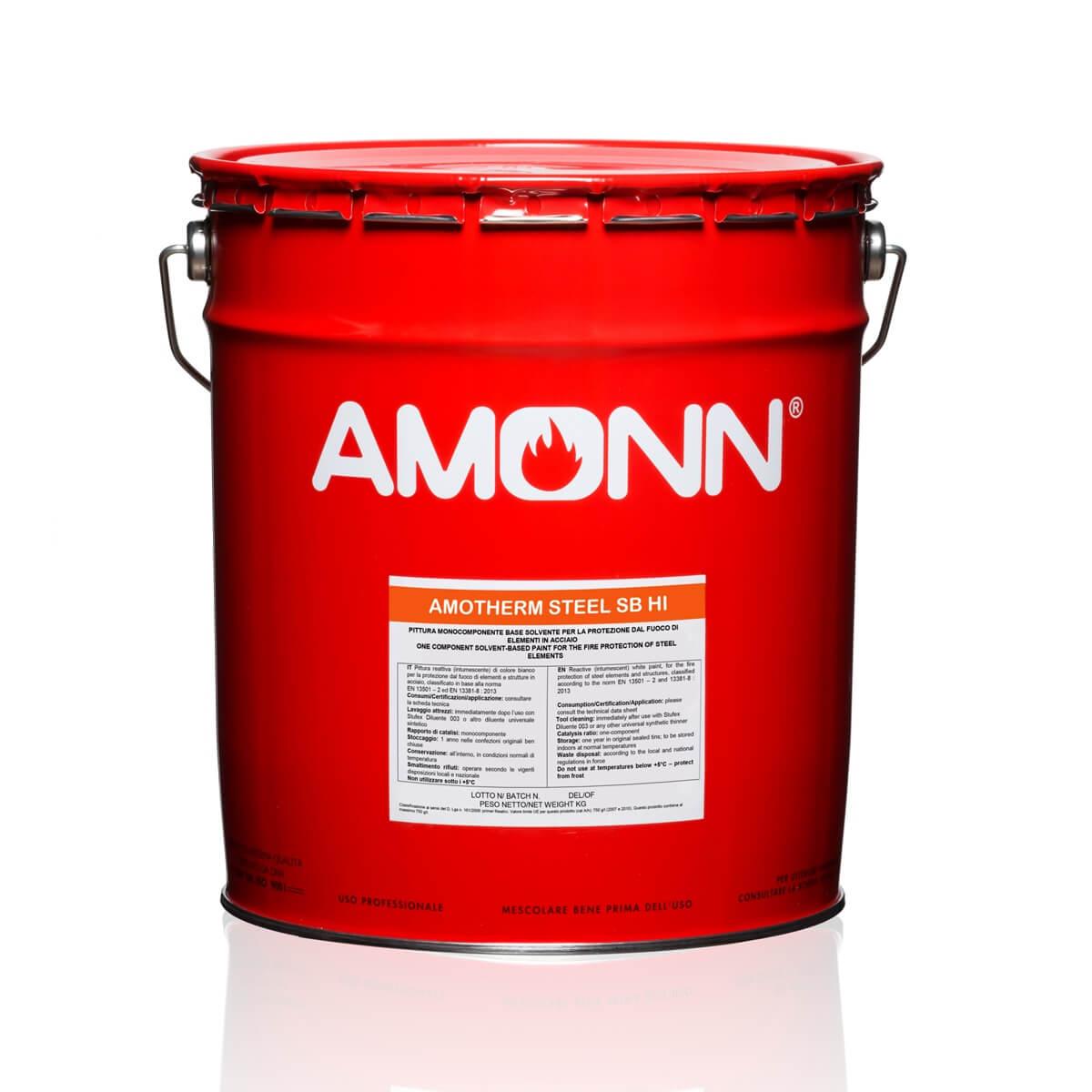 Amotherm - Amotherm Steel SB HI