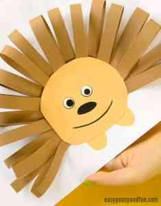 hedgehog kid crafts - harvest kid crafts - fall kid crafts- crafts for kids - morecraftylife.com
