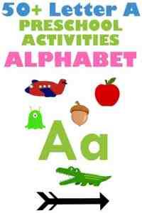 Letter A Activities - Preschool kid craft - amorecraftylife.com #preschool