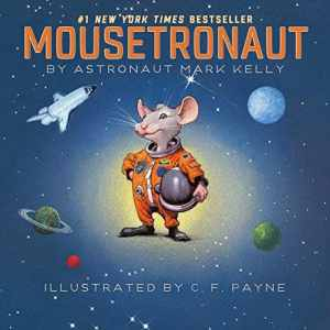 Mousetronaut Book- Letter A Activities - Preschool kid craft - amorecraftylife.com #preschool
