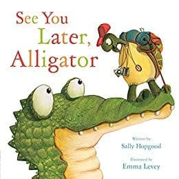 Alligator Book- Letter A Activities - Preschool kid craft - amorecraftylife.com #preschool
