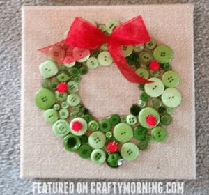 christmas wreath kid crafts - christmas kid craft - arts and crafts activities - amorecraftylife.com #kidscraft #craftsforkids #preschool