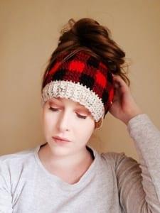 beanie crochet patterns - winter hat crochet patterns - crochet pattern pdf - amorecraftylife.com #crochet #crochetpattern