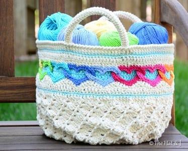 heart bag crochet pattern - heart crochet pattern- crochet pattern pdf - valentines day pattern- amorecraftylife.com #heart #crochet #crochetpattern