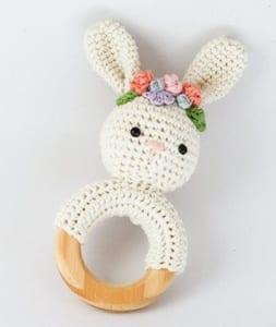 bunny crochet pattern- easter crochet pattern pdf - amorecraftylife.com #crochet #crochetpattern