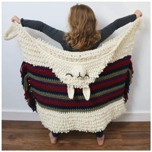 blanket crochet pattern- afghan crochet pattern pdf - amorecraftylife.com #crochet #crochetpattern