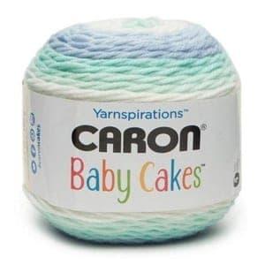 caron cake yarn pattern - amorecraftylife.com #crochet #crochetpattern #freecrochetpattern