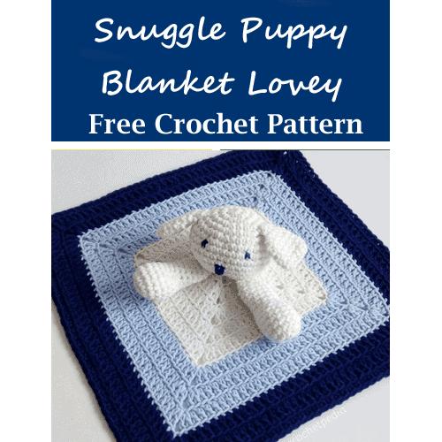 Teddy Bear Lovey Free Crochet Pattern | Crochet bear, Lovey ... | 500x500