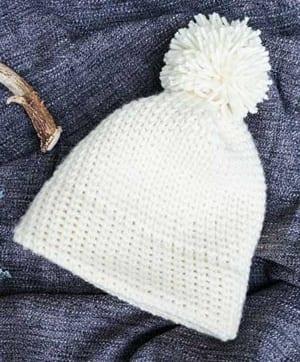 mens crochet hat pattern - winter hat - beanie crochet pattern - amorecraftylife.com #hat #crochet #crochetpattern