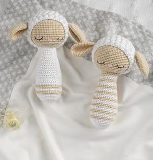 Amigurumi Doll İnnocent Baby Free Crochet Pattern - Örgü Modelleri | 314x300