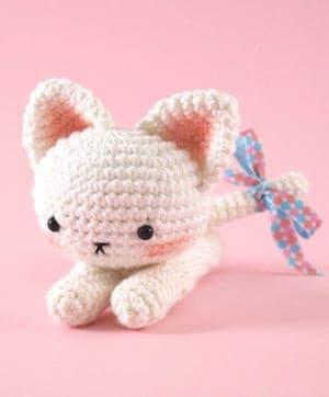 Crochet Kittens Free Pattern… | Magan Villa Blog | 362x300