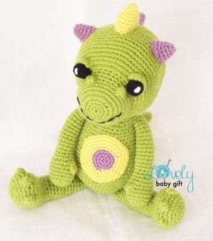 Free Amigurumi Dolls Crochet Patterns | Crochet dragon pattern ... | 339x300