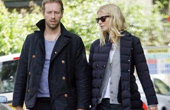 Gwyneth Paltrow e Chris Martin separati in casa