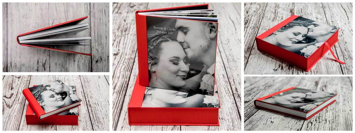 Sample Acrylic Wedding Album