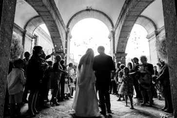 Wedding - Luisa and Tiago - Pousada de Amares - Braga - Portugal - Photo by Luis Efigenio