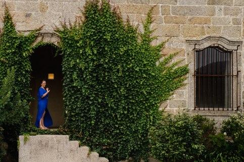 Wedding - Luisa and Tiago - Pousada de Amares - Braga - Portugal - Photo by Luis Efigenio