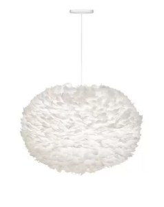 Products Archive   Page 31 of 36   AMOS Lighting Vita Eos White Ceiling Light XL