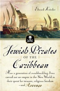"""Cover of """"Jewish Pirates of the Caribbean..."""