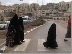 jewish-family-burqa-beit-shemesh