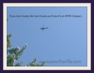 nypd chopper