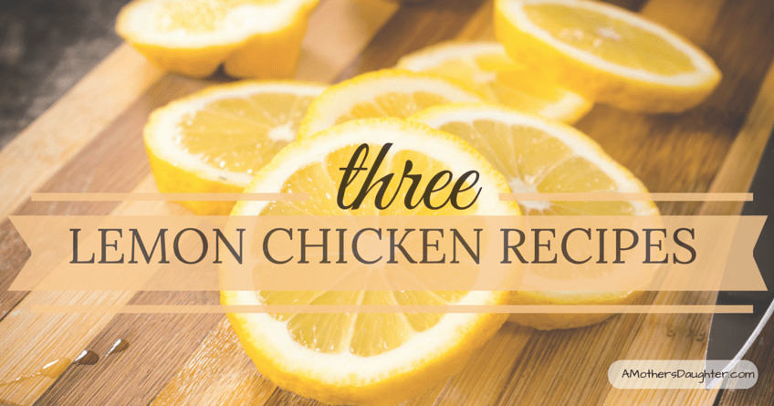 lemon-chicken-recipes
