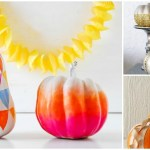 5 Chic Halloween Pumpkin Decorating Ideas 7