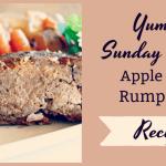 Slow-Cooked Apple Cider Rump Roast [Recipe]