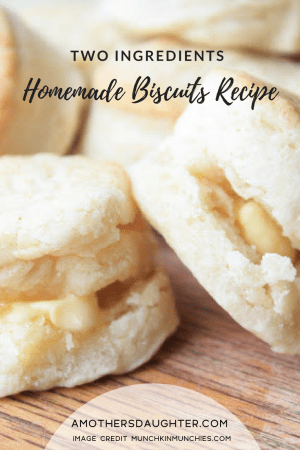 Fuss-Free Homemade Biscuits [Recipe] 1