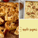 Moist Apple Yogurt Cake [Recipe] 1