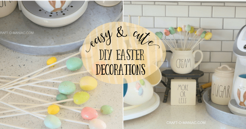 DIY Easter Decoration [Easy]