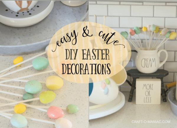 DIY Easter Decoration [Easy]