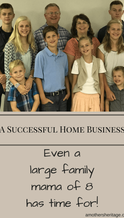 A Successful Home Business