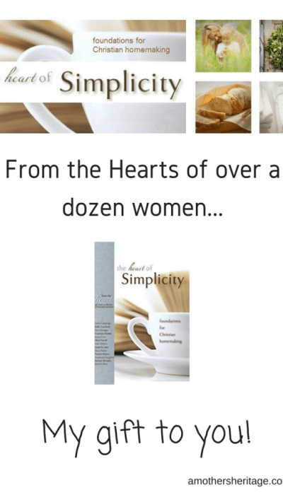 From the Hearts of over a dozen women...