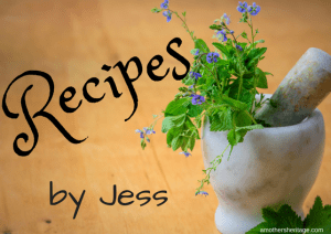 Recipes By Jess