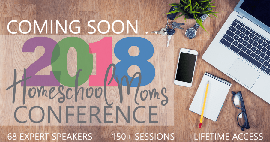 Coming Soon Homeschool Conference 2018