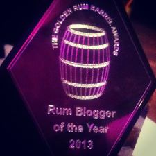 rum blogger of the year