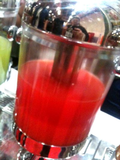 Rumfest 2013 rum punch jewel isle tropical