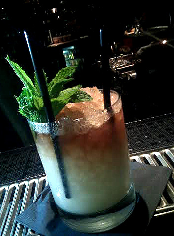 Cana Mai Tai with blackstrap