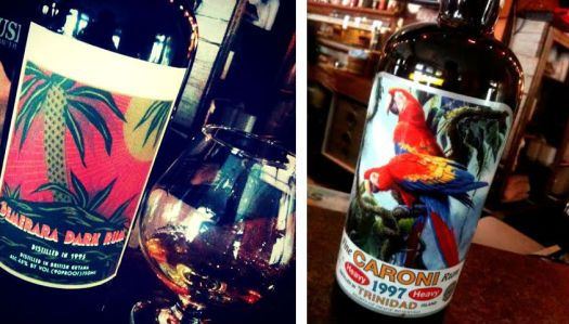 Rumhouse collage