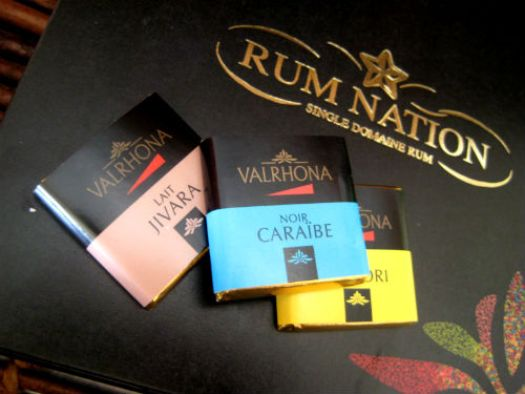 Rum Nation Jamaica 8 valrhona
