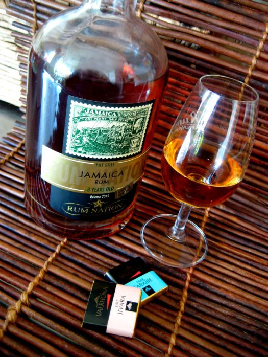 Rum Nation jamaica 8 tasting