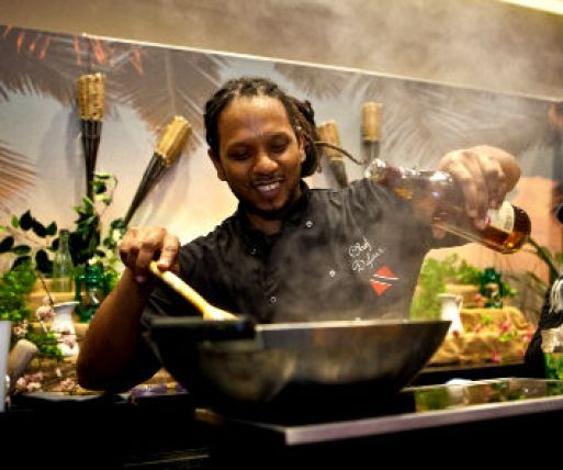 UK Rumfest Chef-Hassan