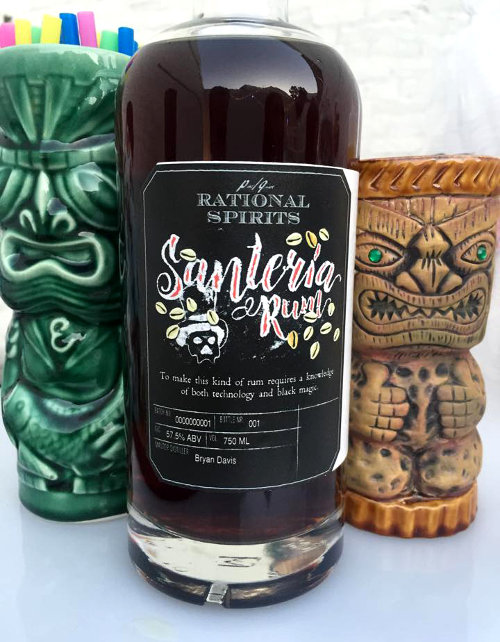 A Peek at Rational Spirits First Rum – Santeria | Rum, Tiki