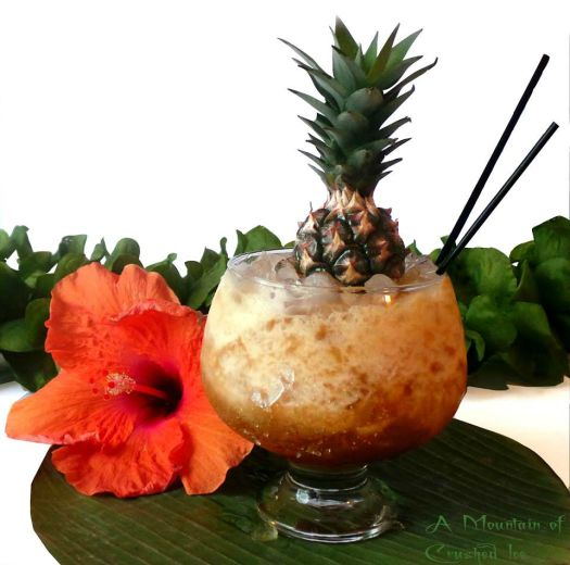 Pungent and Geeky Colada
