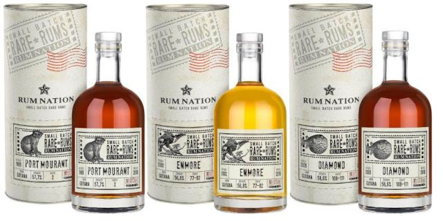Rum Nation collage