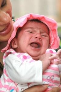 coliques bébé allaité