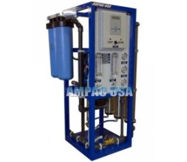 Reverse osmosis water purification plant for School