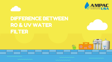 Difference between RO & UV Water filter