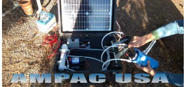 We want to travel the world but is this possible without having Pure & Healthy Water. So we have the best solution for travelers is Potable Solar Power Water Filtration System.